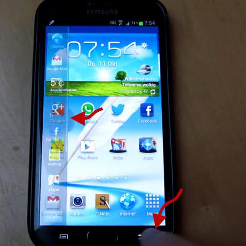 Multi Window บน Galaxy Note 2 ถ้าไม่ชอบก็เอาออกซะ! - Samsung