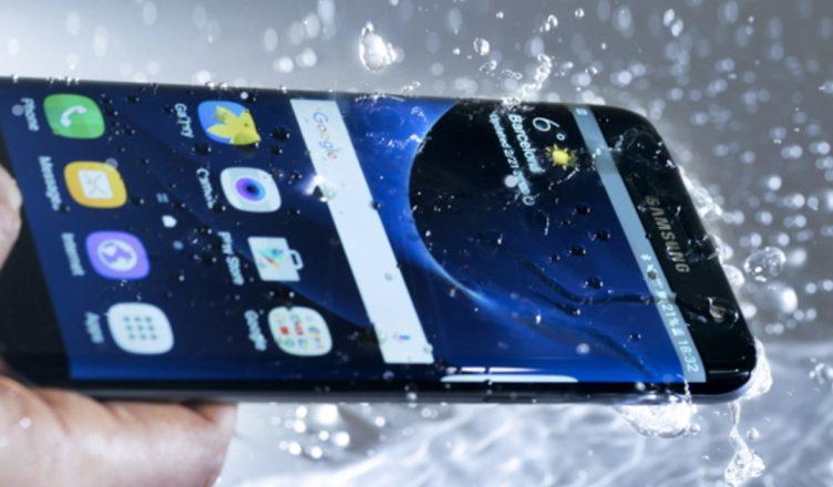 Samsung Optically Clear Superhydrophobic film