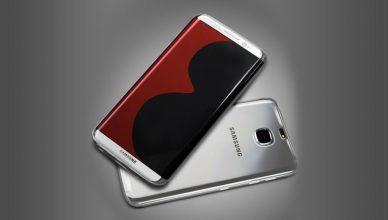 Olixar Ultra-Thin Samsung Galaxy S8 Edge Case