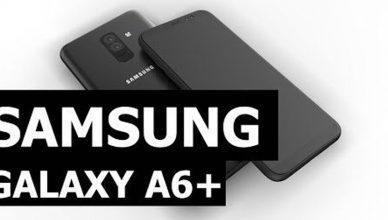 galaxy A6 A6+ renders