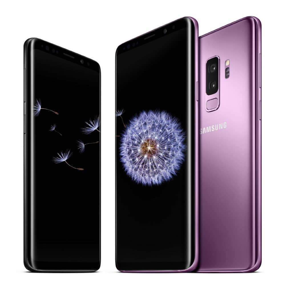 Galaxy S9 S9+ Lilac Purple