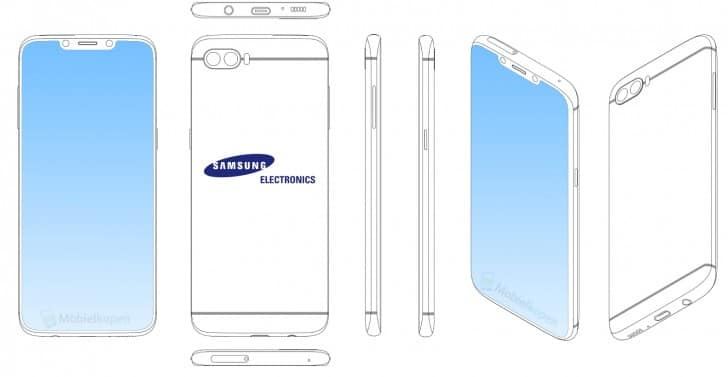 Samsung Galaxy Design 2018 Leak - 1