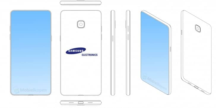Samsung Galaxy Design 2018 Leak - 2