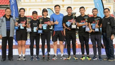Samsung Galaxy 10K Thailand Championship 2018_Photo Caption Award Winners Head