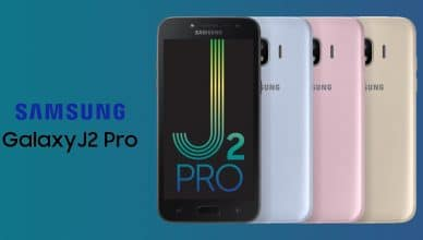 Samsung Galaxy J2 Pro All Colours