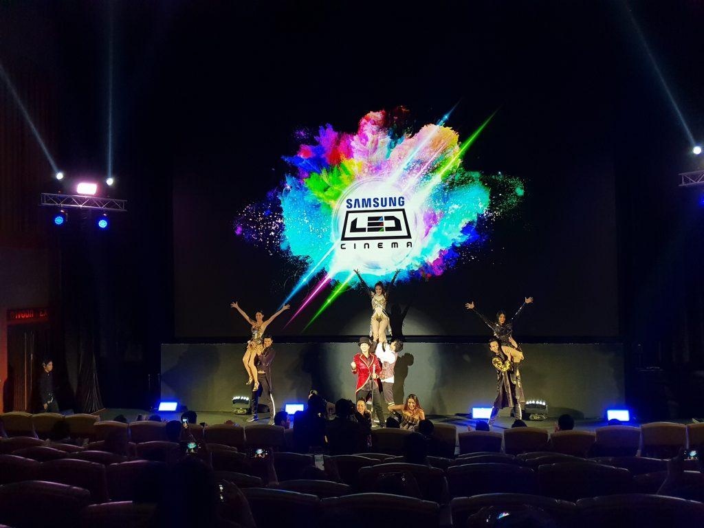 Samsung LED Cinema - 1