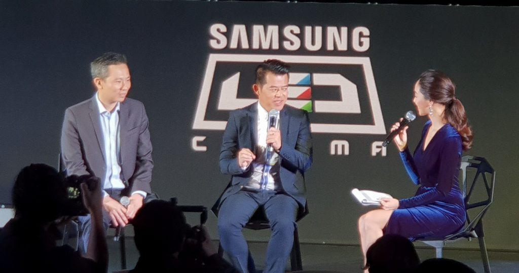 Samsung LED Cinema Head