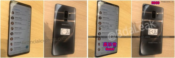 S9 Note9 Fake - 2
