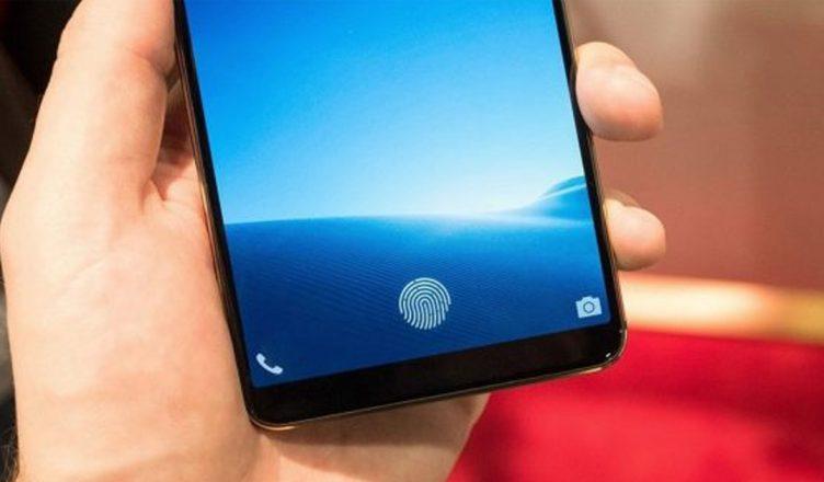 Samsung Display Fingerprint