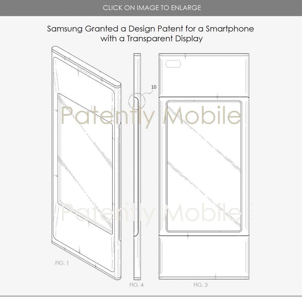 Samsung foldable smartphone - 1
