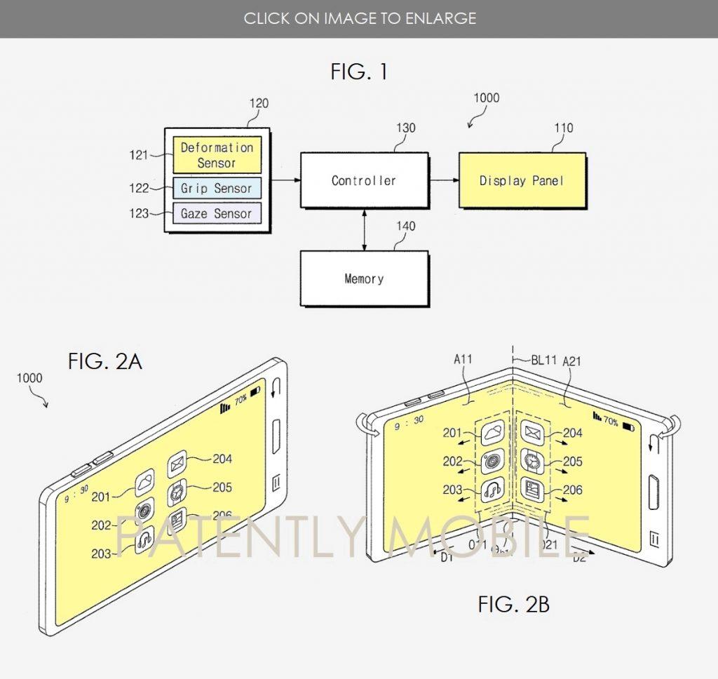 Samsung trifold smartphone - 1