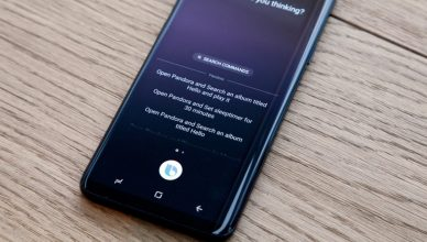 Samsung UD fingerprint Samsung Galaxy S10