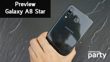 Samsung Galaxy A8 Star Preview พรีวิว