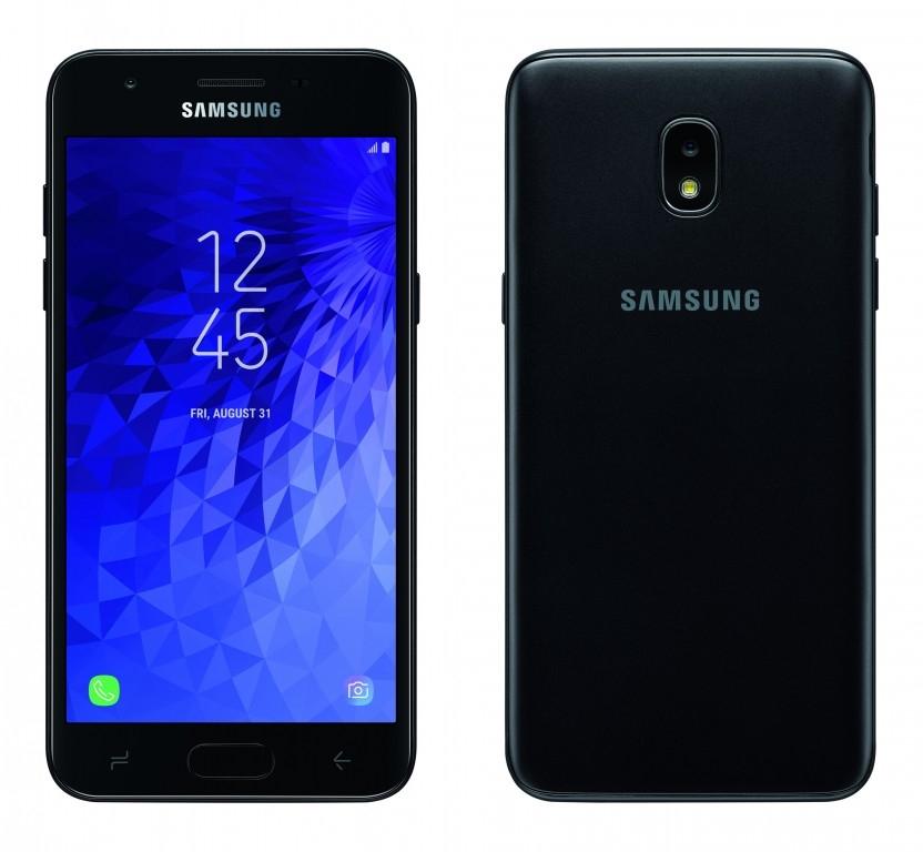 Samsung Galaxy J3 (2018) Render