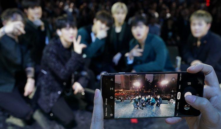 Samsung Galaxy S10 iKON