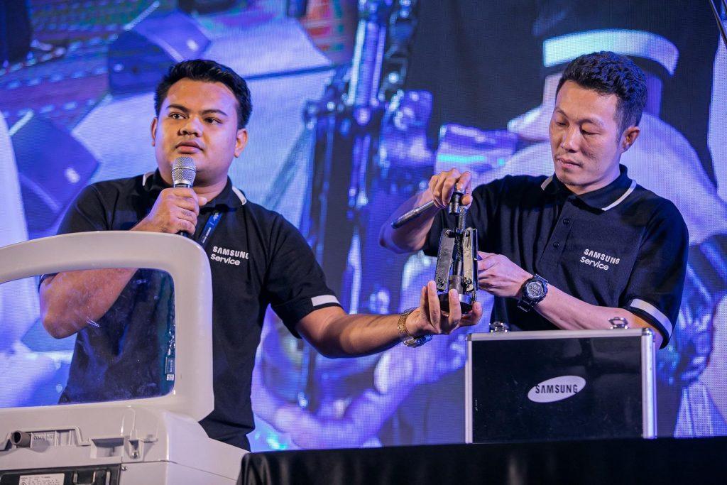 Samsung Smart Service Contest 2020