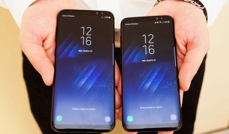 Samsung Galaxy S8 Series